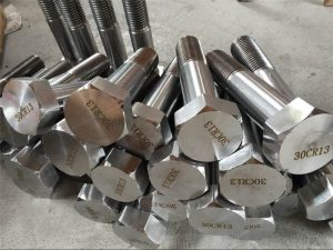 30cr13 Hex Bolts