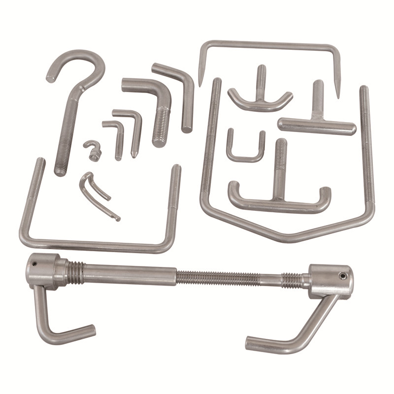 China Supplier Hot Sales SS304 Sleeve Anchor/Stainless Steel Anchor Bolt