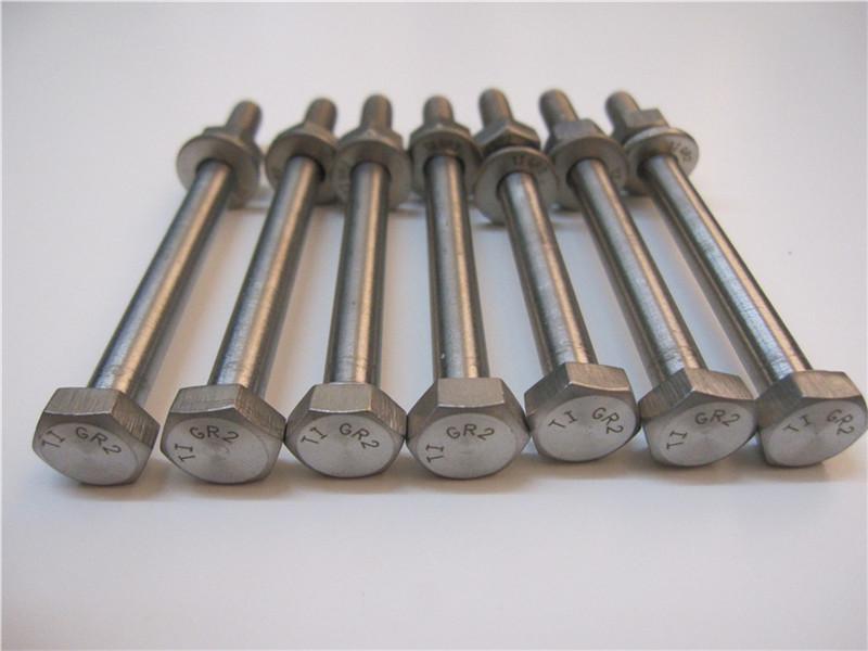 Prodaje se najkvalitetniji šesterokutni vijak DIN933 vijak grita Gr2