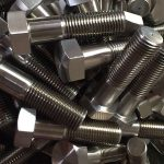 nickel alloy 600 en 2.4816 bolt wheel studs din931chinese supplier