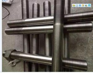 Inconel 625 rod thread babak bar