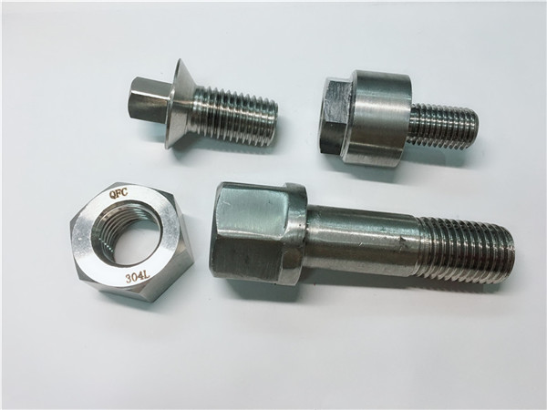 904l stainless steel hex bolt with nut for uae markets