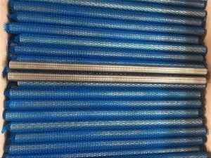 Nikel alloy incoloy 800,825, 925 pinuh thread rod