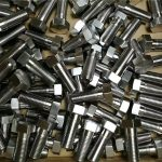 custom fastener 316 stainless steel din931 hex bolt with good price