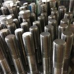 hex bolts iso4014 half thread a193 b8,b8m,b8t,b8c ss fastener