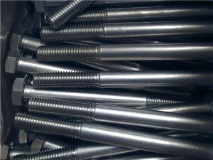 No.13-China supplier sales 904L, 1.4529, 254SMO bolts DIN931