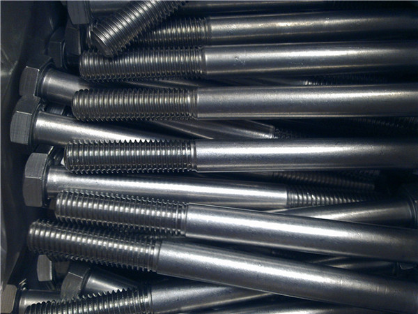 jualan supplier china 904l, 1.4529, 254smo bolts din931