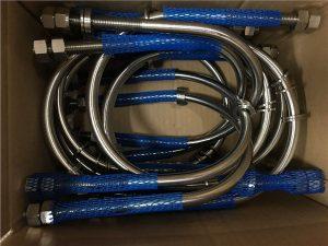 316 316L Stainless Steel Stud Bolt And Nut U Bolt Manufacture Shoulder Bolts
