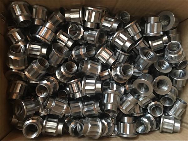 custom fastener m20 17-4ph flange nut ,high temperature alloy 630
