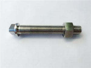 No.27-AISI SAE 347 stainless steel fastener