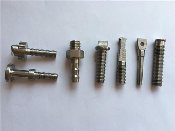 No.40-Titanium goue CNC-masjienfietsbout