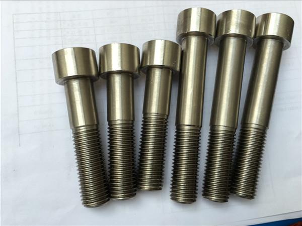hardware fastener hastelloy c276 n10276 socket head cap screw