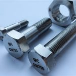 roofing bolt with hex nut