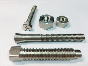 No.61-Alloy 400 UNS N04400 EN 2.4360 Monel 400 screw
