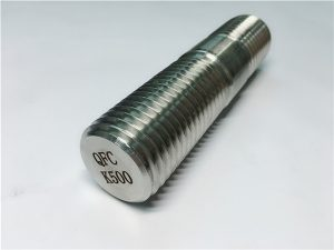 No.62-Monel K500 threaded rod