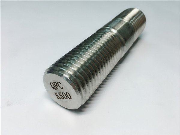 good price cnc machining custom made internally threaded rod