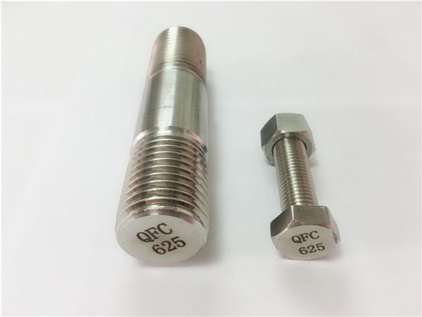 inconel 625 fasteners in nickel