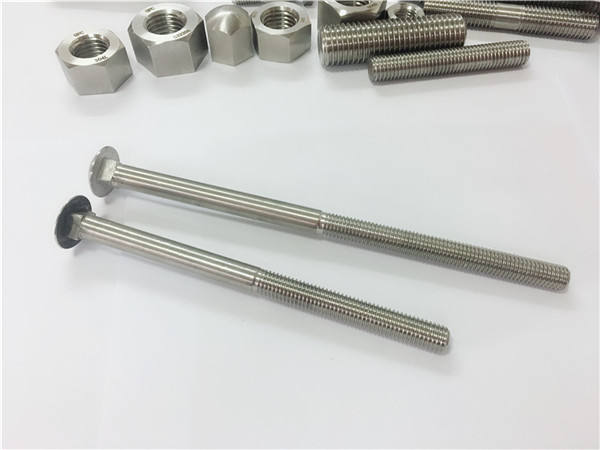 flat head square neck bolt countersunk head carriage bolt