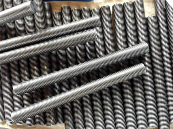 No.8-Incoloy Alloy 800 800H 800HT Full Thread Bar
