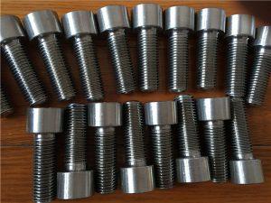 Incoloy 926 EN1.4529 UNS N08926 socket head screw fastener