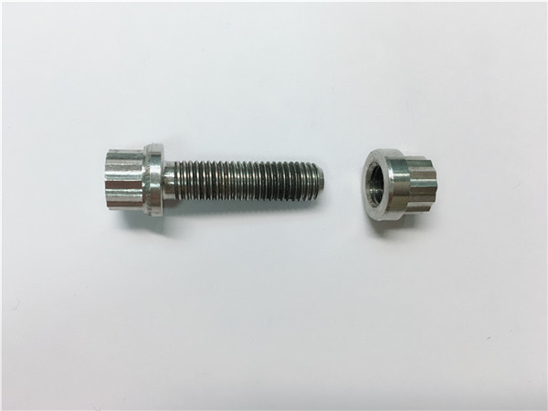 hot sale n08926/25-6mo/1.4529 flange bolt and nut