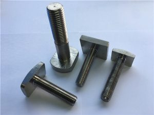 No.99-Supply 904L stainless steel bolts to Oil & Gas