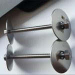 ss310/ss310s astm f593 fastener, stainless steel bolts, nuts and washers