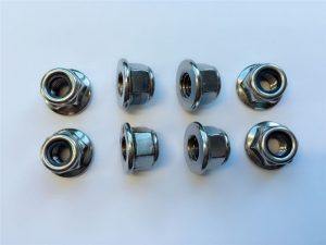 customized anti loose nut with high quality