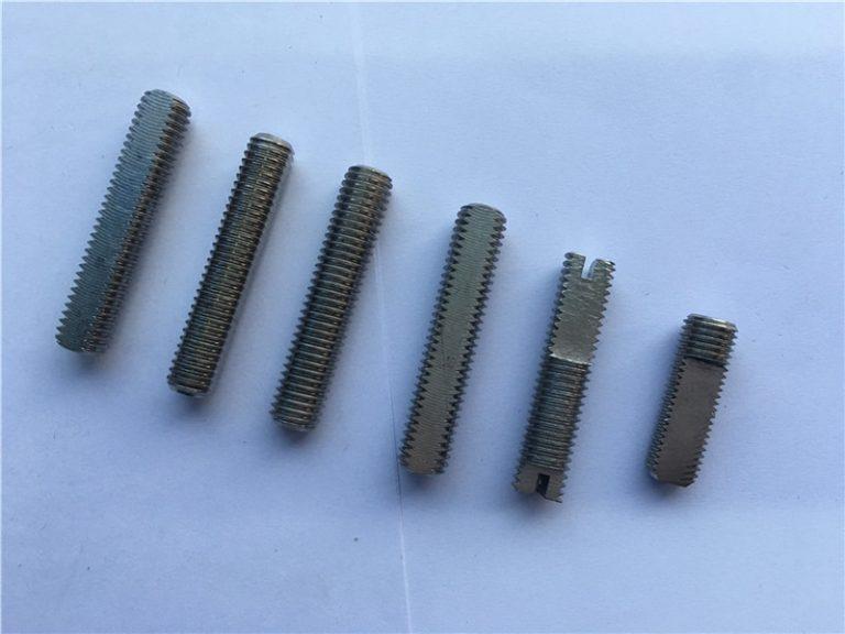 Uitstekende kwaliteit folsleine thread titanium weld bolt rânen yn Sina