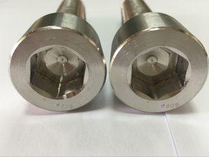 fasteners manufacturers DIN 6912 titanium hexagon socket head bolt