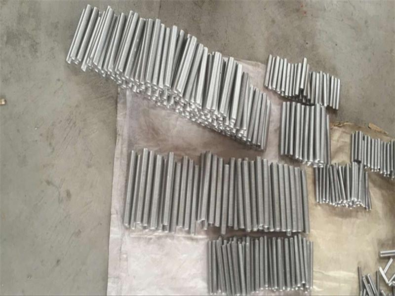 inconel 718 625 600 601 резьбовой шестигранный болт и гайка M6 M120